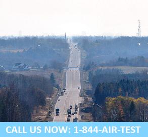 Caledon air quality testing
