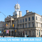 Cobourg air quality testing