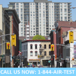 Kitchener air quality testing