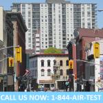 Kitchener air quality testing