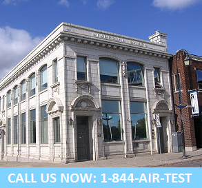 port Colborne air quality testing