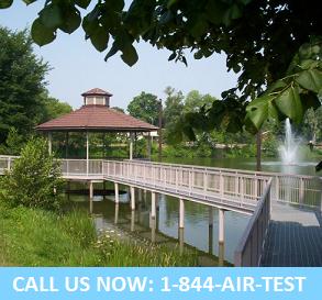 Tillsonburg air quality testing