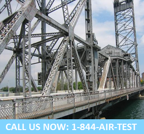 Welland air quality testing