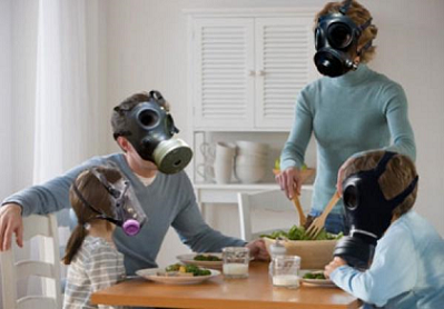 home air quality testing