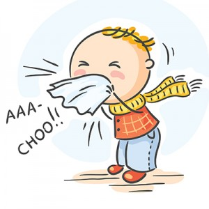 Is it a Cold or Allergies…or A Toxic Home?